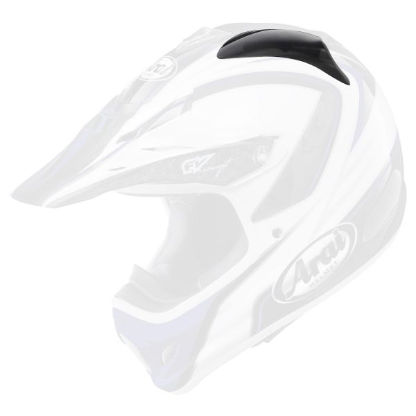 Helmet Spares Arai Top Rear Side Vents MX-V