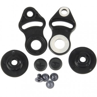 Helmet Spares Shark Mounting Kit Speed-R