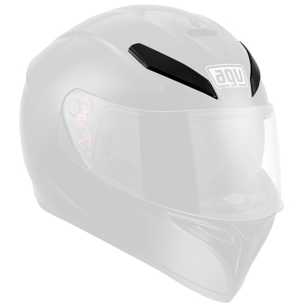 Helmet Spares Agv K3 Sv Top Front Vent In Stock Icasque Co Uk