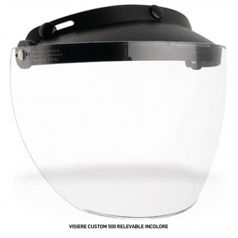 Visors Bell Custom 500 Flip-Up Visor