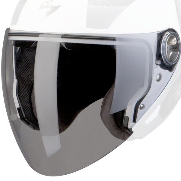 3b88cf55 Motorcycle Visors and Screens Scorpion Visor Exo 210 Air at the best ...