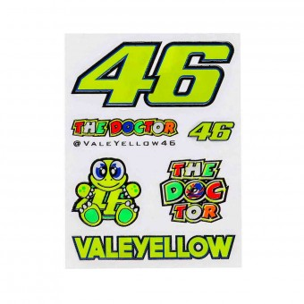 Stickers VR 46 Stickers Small VR46