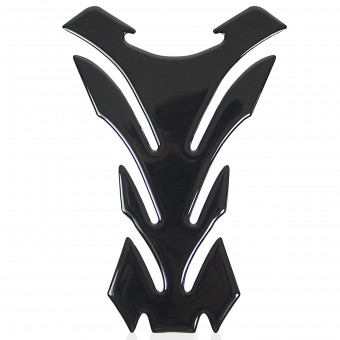 Tank Protectors Chaft Bat Black