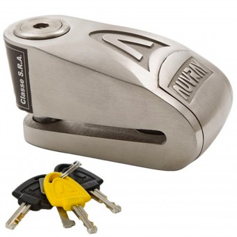 Disc Locks FR Sécurité Block Disk Alarm FR14 Stainless Steel