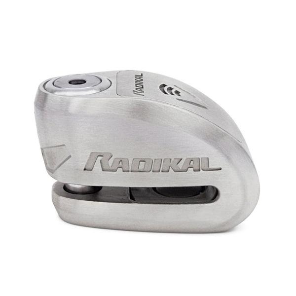 Disc Locks Radikal SRA Inox Diameter 14 Disc Lock With Alarm