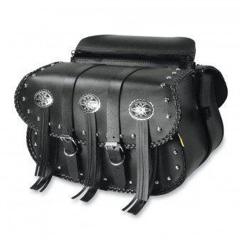 Saddlebags Wille & Max Warrior Saddlebags