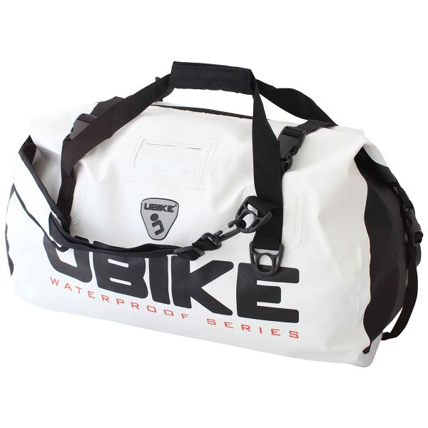 Seat Bags UBIKE Duffle Bag 50L Black White