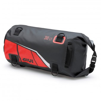Seat Bags Givi EA114BR Waterproof Black Red