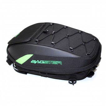 Seat Bags Bagster Spider Black Green