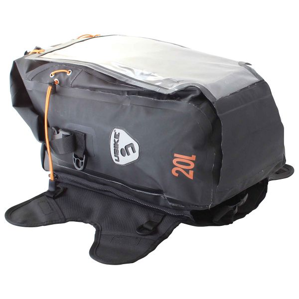 UBIKE 20L Black Modular Multi Bag