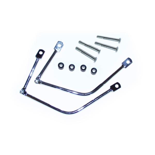 Saddlebags Saddlemen S4 Universal Saddlebag Support Brackets