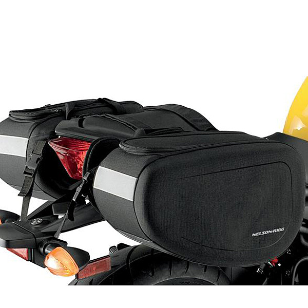 Nelson-Rigg Spirit Sport Saddlebag