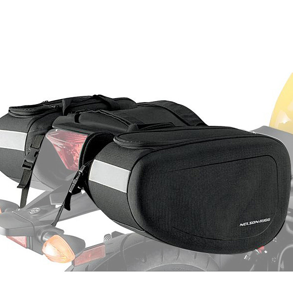 Saddlebags Nelson-Rigg Spirit Sport Saddlebag