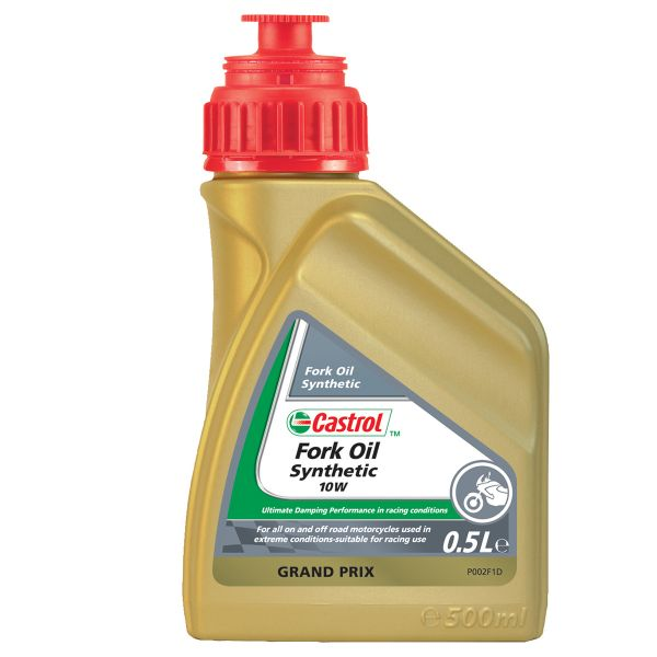 Fork Oil Castrol Synthetic Fork Oil 10W 500 Ml