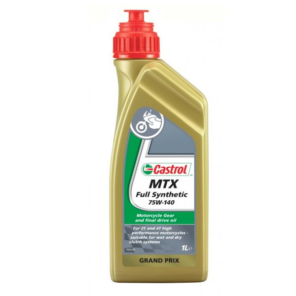 transmission oil castrol mtx full synthetic 75w 140 1 liter in stock. Black Bedroom Furniture Sets. Home Design Ideas
