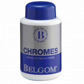 Cleaning and Maintenance Belgom Chromes