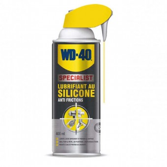 Cleaning and Maintenance WD-40 Silicone Lubricating Spray 400 ml