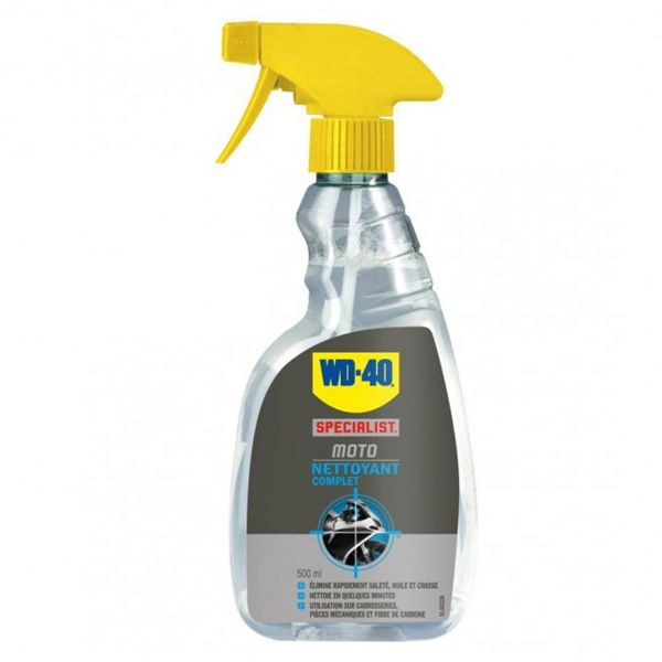Cleaning and Maintenance WD-40 Motorbike Cleaner Spray