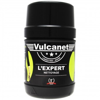 Cleaning and Maintenance Vulcanet Vulcanet 60 Wipes