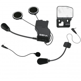 Intercom Systems Sena 20S Universal Helmet Clamp Kit With Slim Speakers