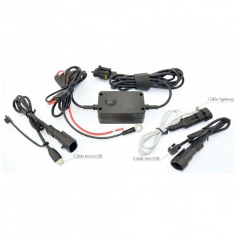 GPS Accessories Tecnoglobe TG GSM et GPS Charger