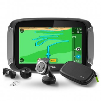 GPS - Navigation TomTom TomTom Rider 400 Premium - 45 Countries