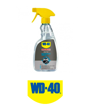 WD-40 MOTORBIKE CLEANER SPRAY