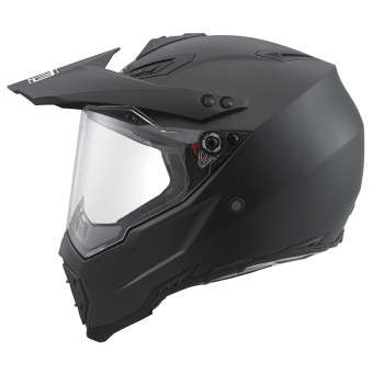 Casque Motocross AGV AX-8 Dual Evo Matt Black