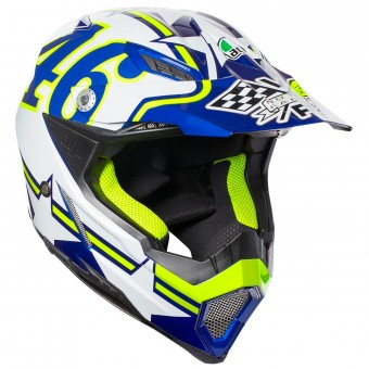 Casque Motocross AGV AX-8 Evo Top Ranch