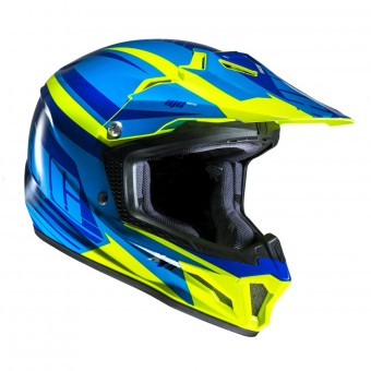 Casque Kids HJC CL-XY II Bator MC3H