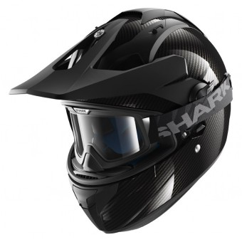 Casque Motocross Shark Explore-R Carbon Skin DSK