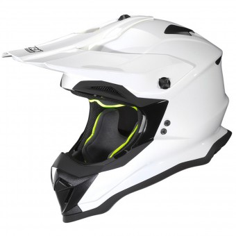 Casque Motocross Nolan N53 Smart Pure White 15