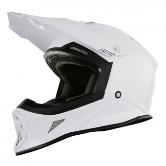 Casque Motocross SHOT Striker White