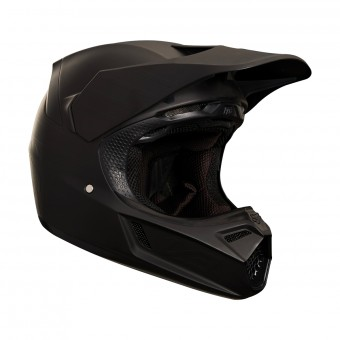 Casque Motocross FOX V3 Matte Carbon