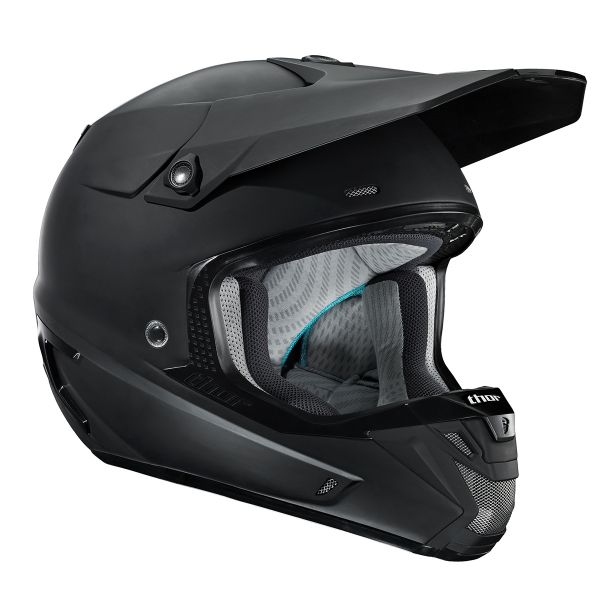 d79a1f33 Helmet Thor Verge Matte Black at the best price | iCasque.co.uk