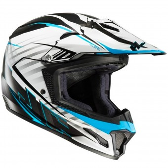 Casque Kids HJC CL-XY II Blaze MC2