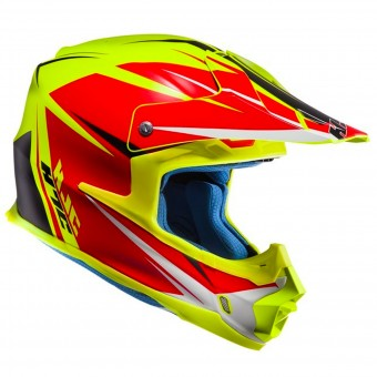 Casque Motocross HJC FX-Cross Axis MC3HSF
