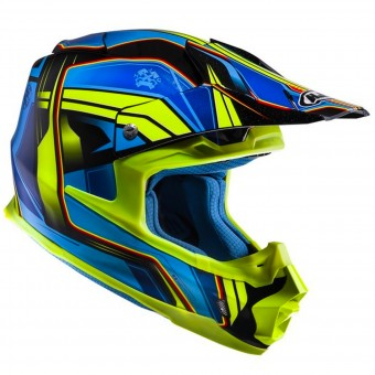 Casque Motocross HJC FX-Cross Piston MC2