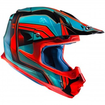 Casque Motocross HJC FX-Cross Piston MC4