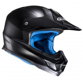Casque Motocross HJC FX-Cross Semi Mat Black