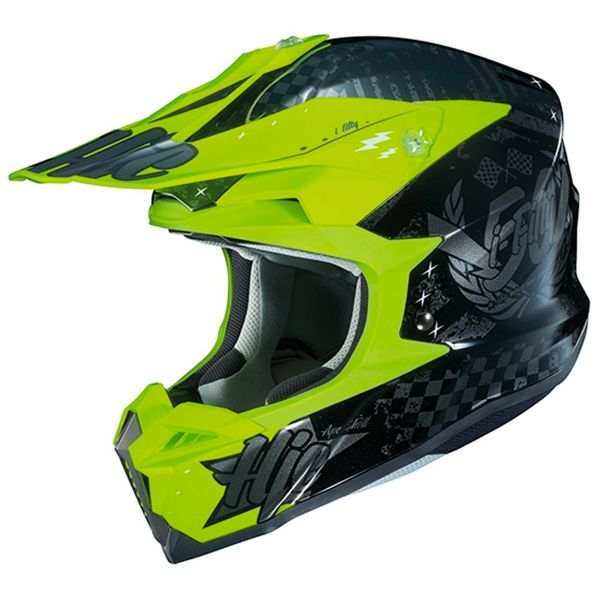 Motocross HJC I50 Artax MC4H