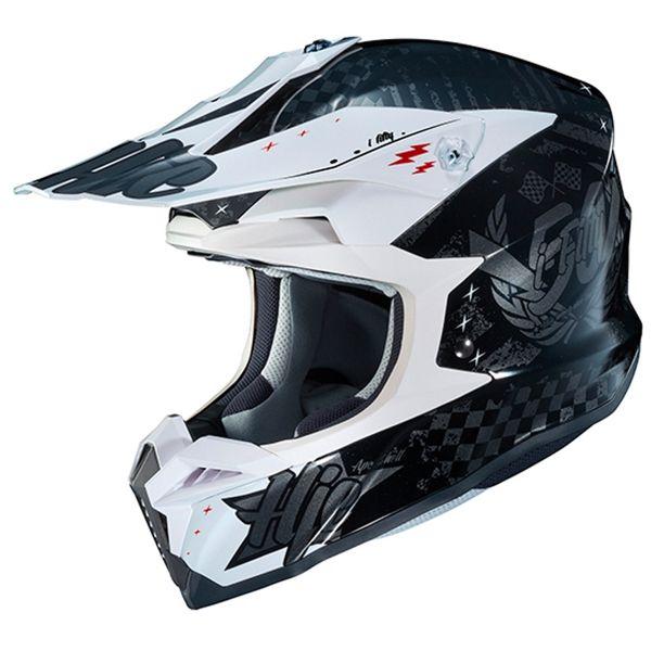 Motocross HJC I50 Artax MC5