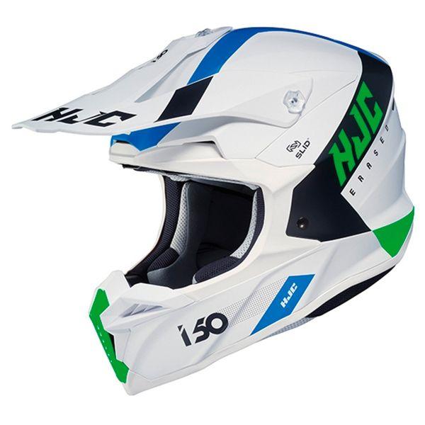 Motocross HJC I50 Erased MC24SF