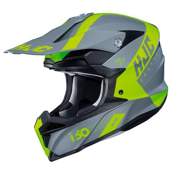 Motocross HJC I50 Erased MC4HSF