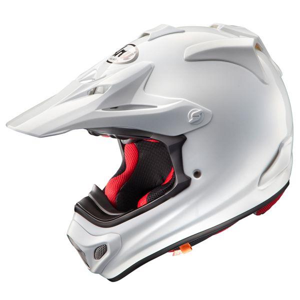 Motocross Arai MX-V White