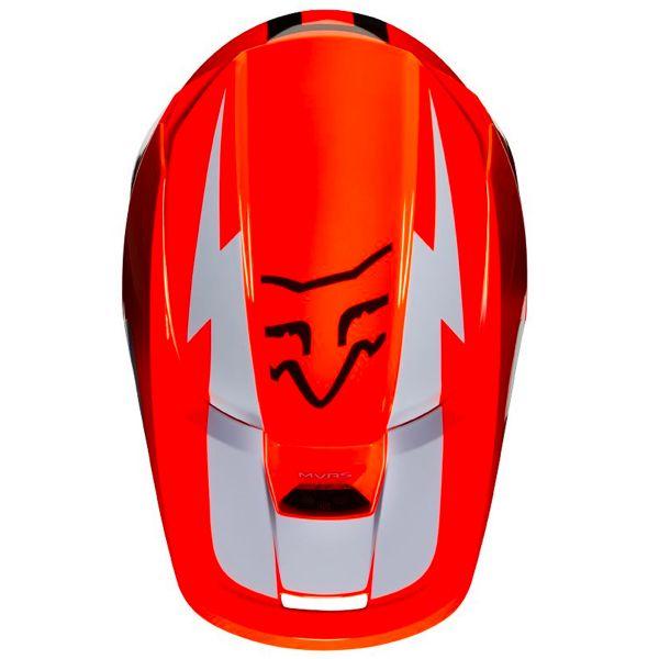FOX V1 Werd Fluo Orange