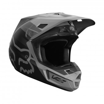 Casque Motocross FOX V2 Murc Black