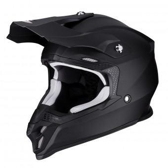 Casque Motocross Scorpion VX-16 Air Matt Black