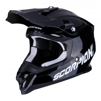 Casque Motocross Scorpion VX-16 Air Black