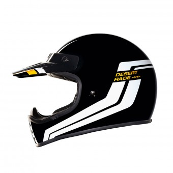 Casque Motocross Nexx X.G200 Desert Race Black